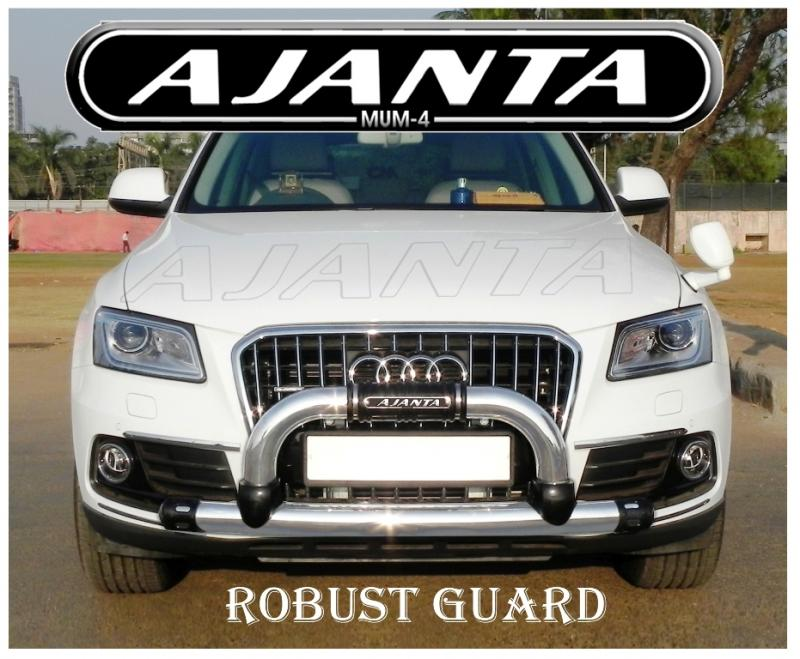 AUDI-Q5-ROBUST-front-guard-INDIA-FOG-LIGHT-STEEL-BAR-SAFTY-GUARD-MUMBAI.ajanta.