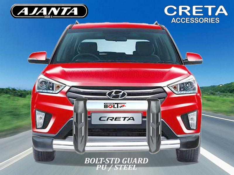 POLYURETHANE FRONT GUARD FORCERTA, HYUNDAI CRETA ACCESSORIES MANUFACTURERS INDIA