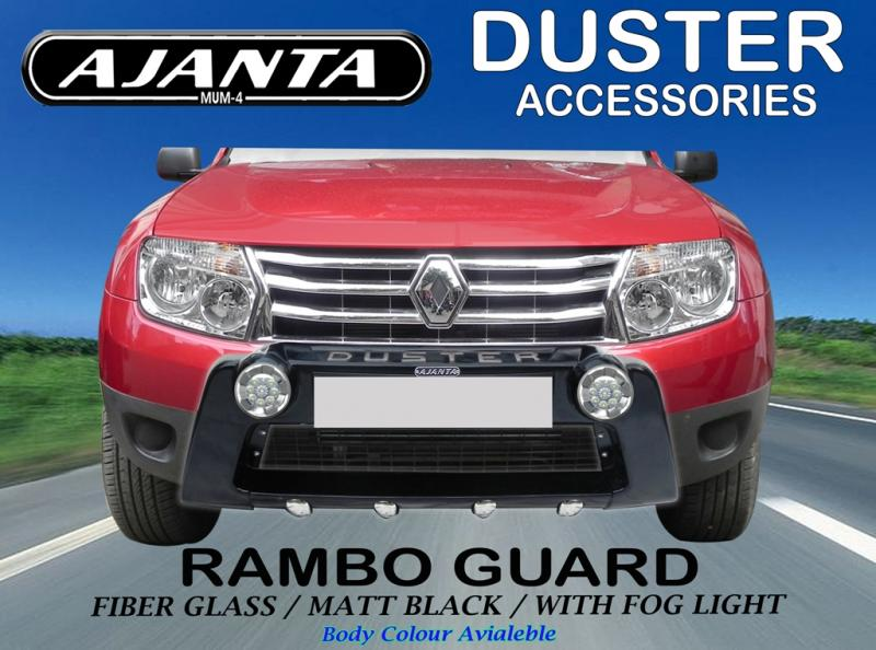 Duster_adventure_accossories_duster_front-guard_Rambo-guard_led-light-ajanta.