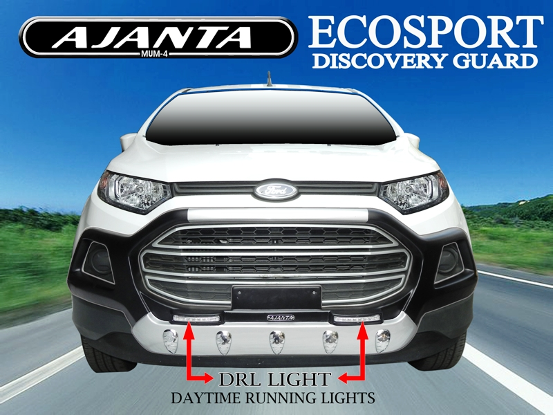 ECOSPORT-FRONT-GUARD-DISCOVERY-FRP-DRL-LIGHT-BUMPER-GUARD-ECO SPORT-ACCESSORIES.