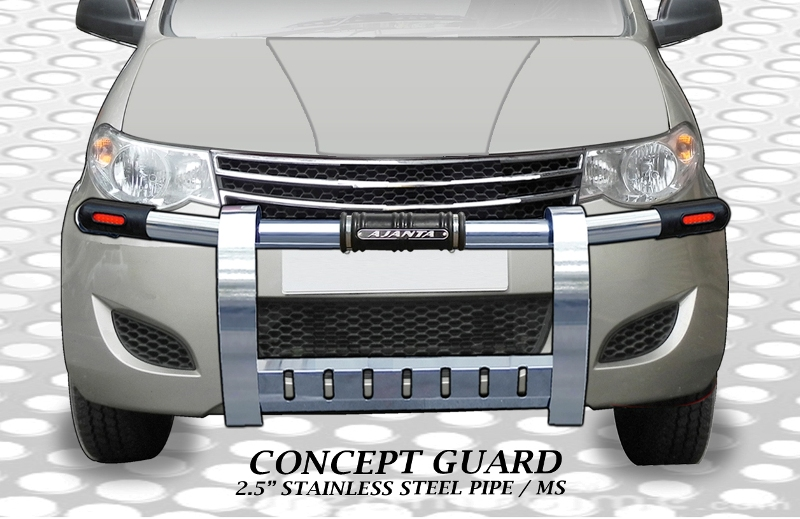 CHEVROLET ENJOY FRONT GUARD CONCEPT GUARD STEEL.