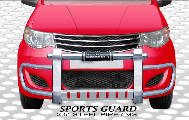 ENJOY FRONT SPORTS GUARD_CHEVOLET_ENJOY_ACCESSORIES.