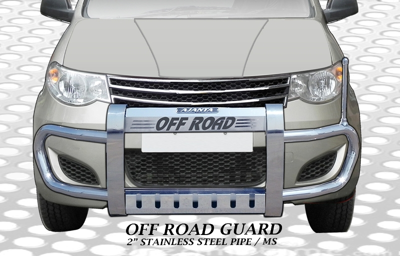 ENJOY_FRONT_BUMPER_GUARD_OFF ROAD_ CHEVROLET_ENJOY-ACCESSORIES_AJANTA