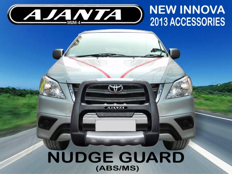 FRONT-GUARD--NUDGE-guard-innova-2013-AJANTA-FRONT-GUARD-ABS-BUMPER-GUARD-ajanta.
