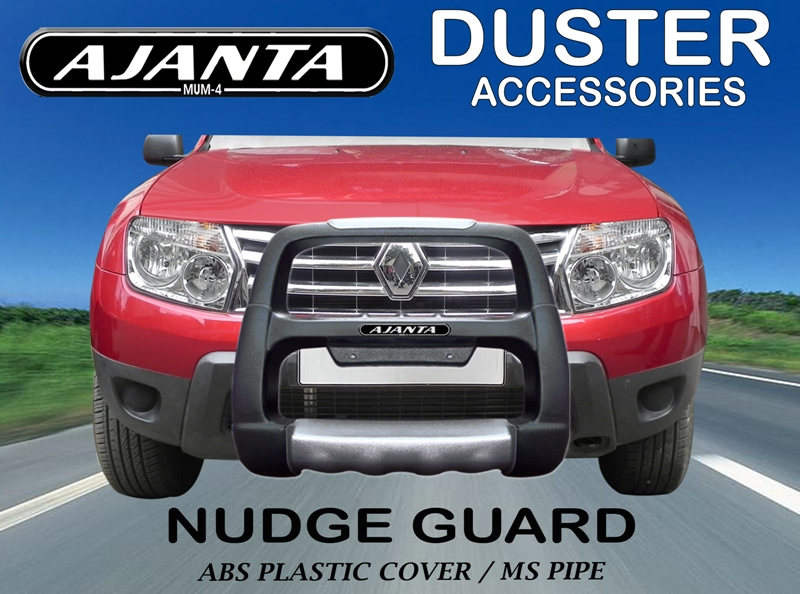 FRONT_GUARD_DUSTER_ACCESSOROES_STEEL_NUDGE_GUARD_DUSTER_ABS_FRONT_GUARD_AJANTA.