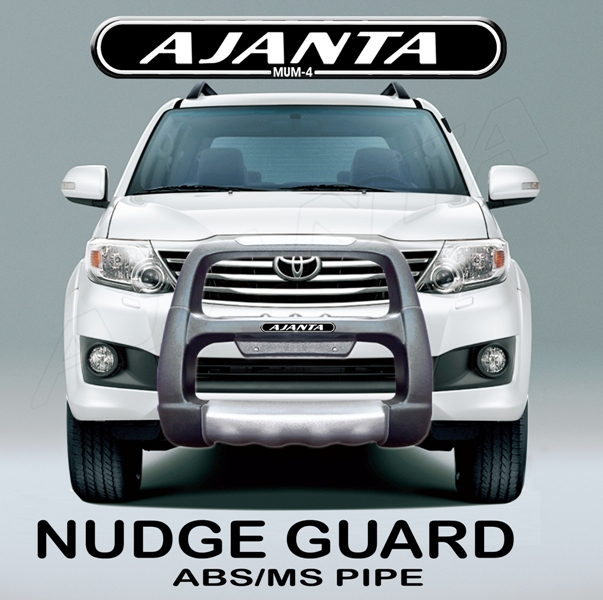 frontguard_Fortuner_NUDGE_Guard_abs_guard_latest_front_guard_ajantaguard_mumbai