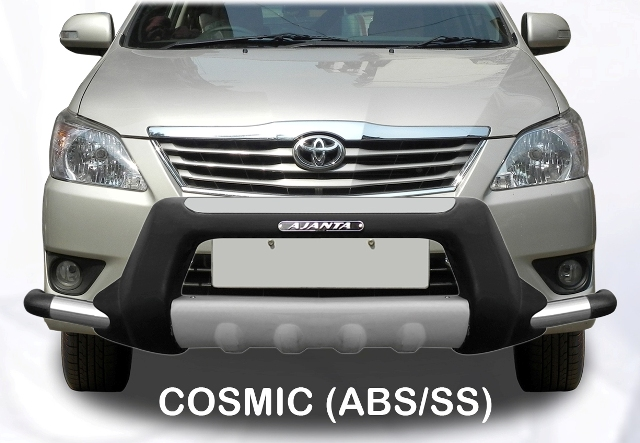 INNOVA 2012-COSMIC FRONT GUARD--SAFTY GUARD-ABS-SS