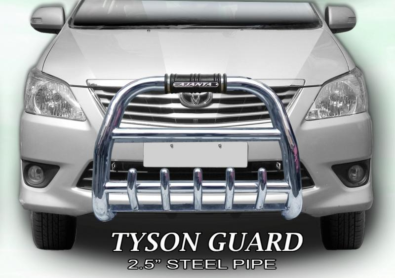NEW INNOVA TYSON GUARD_FULL STEEL GUARD