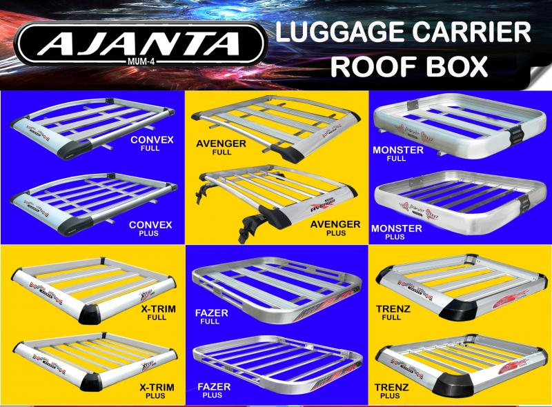 KUV-100-roof-carrier-luggage-carrier-roof-box.ajanta-accessories-for-new-kuv100.