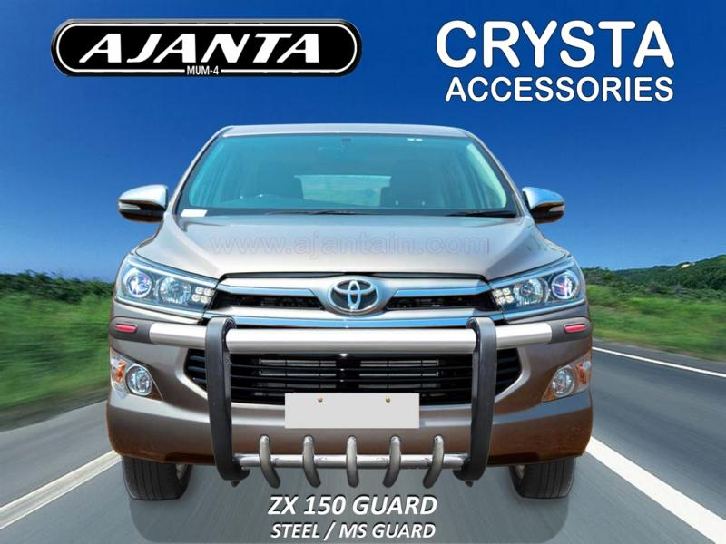 LATEST-SRONG-FRONT-GUARD-FOR-TOYOTA-INNOVA CRYSTA-ZX 150 FRONT GUARD. AJANTA