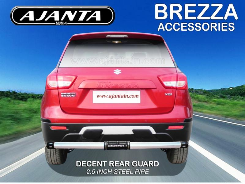 MARUTI-BREZZA-DECENT-REAR-GUARD-LATEST-BACK-GUARD-FOR-BREZZA-ACCESSORIES.AJANTA.