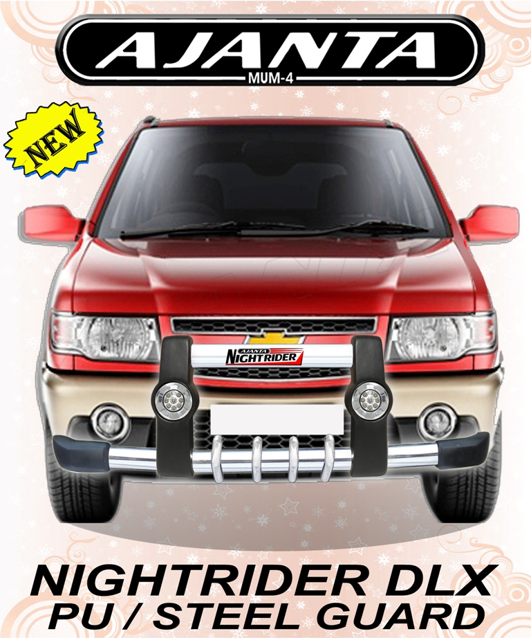 DRL-LIGHT-FRONT-GUARD-NEW-TAVERA-NIGHTRIDER-DLX-GUARD-AJANTA-GUARD-MUMBAI-INDIA