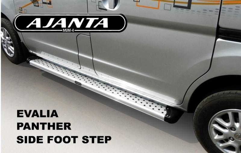 NISSAN EVALIA SIDE FOOT STEP-SIDE STEPS-NISSAN ACCESSORIES