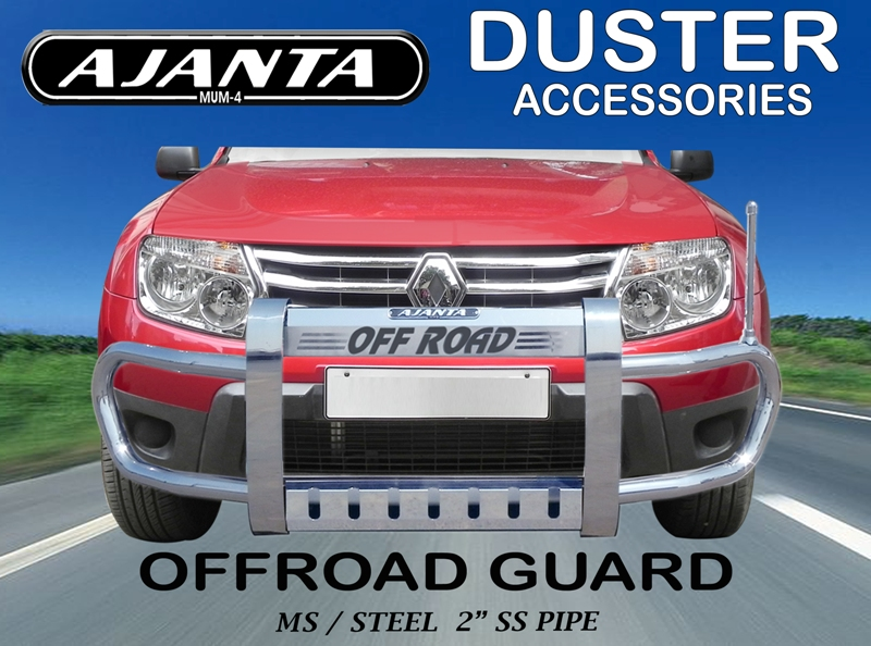OFFROAD_FRONT_GUARD_DUSTER_ACCESSOROES_STEEL_PIPE_BUMPER_GUARD_DUSTER_ADVENTURE.