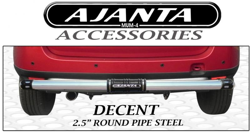 REAR-GUARD-DECENT-FOR DUSTER-BACK-GUARD-STEEL-PIPE-AJANTA-MUMBAI.MANUFACTURE.IND