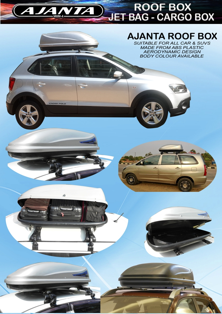 Ajanta Enterprise Roof Box Cargo Box Ajanta Roof Box