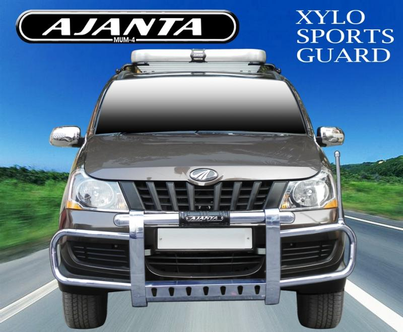 XYLO-FRONT-GUARD-STEEL-BUMPER-GUARD-SPORTS-ACCESSORIES-AJANTA-SPORT-GUARD-XYLO.