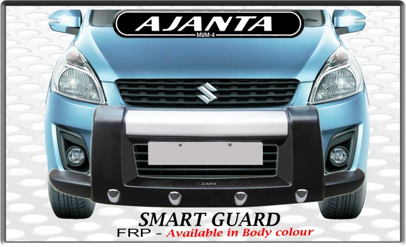 ajanta-frp-bumper-guard-smart-guard-body-color-stylish-front-guards-ajanta-enerprise-mumbai