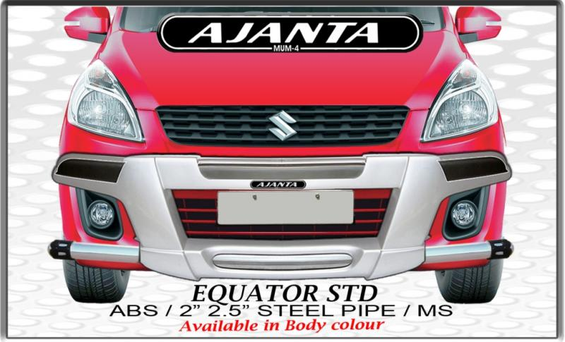 bumper-guard-Ertiga-front-abs-steel-front-guard-Equator-guard-india