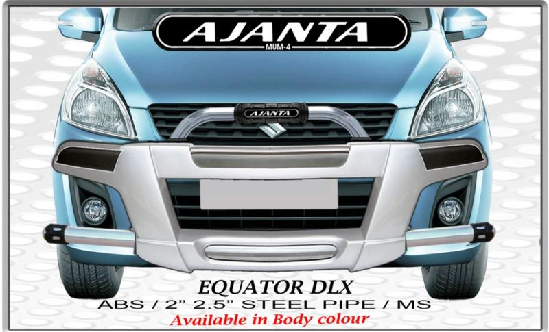 front-bumper-guard-Ertiga-safty-guard-ajanta-mumbai-india-manufacture-Equatordlx