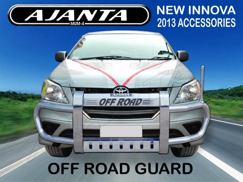 front-guard-new innova 2013-AJANTA-offroad-guard-bumper-front-steel-guard.ajanta