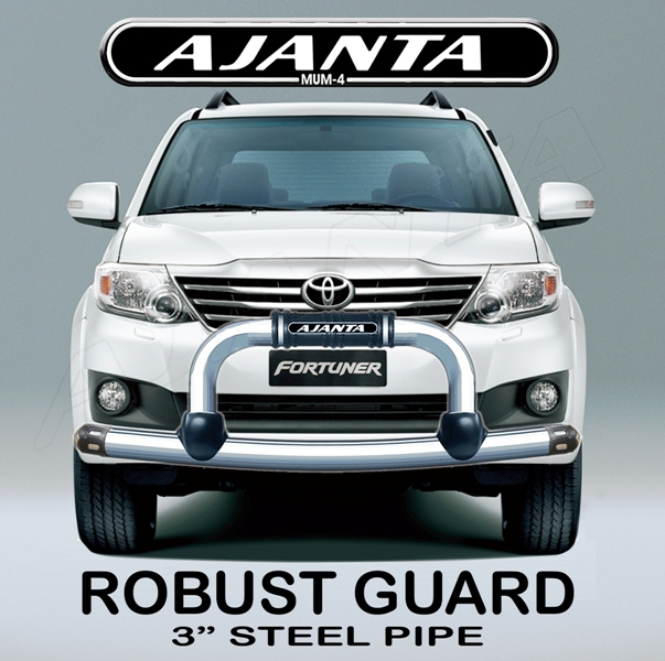 front_guard_Fortuner_Guard_ajanta_ROBUST_3 inch_steel_guard.ss_guard_manufacture