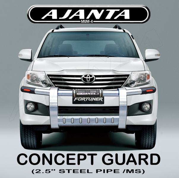 frontguard_Fortuner_front_Guard_ajanta_concept_bumper_guard_latest_guard_mfg_ind