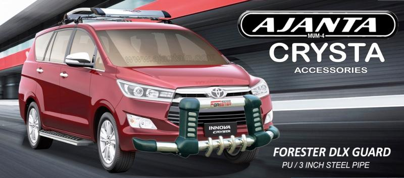 innova-crysta-accessories-pu-front-guard-side-step-rear-guard-manufacture-mumbai