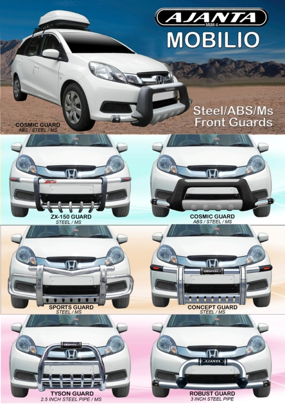 mobilio-ACCESSORIES-FRONT-GUARD-STEEL-SAFTY-GUARD-LATEST-ACCESSORIES-for mobilio